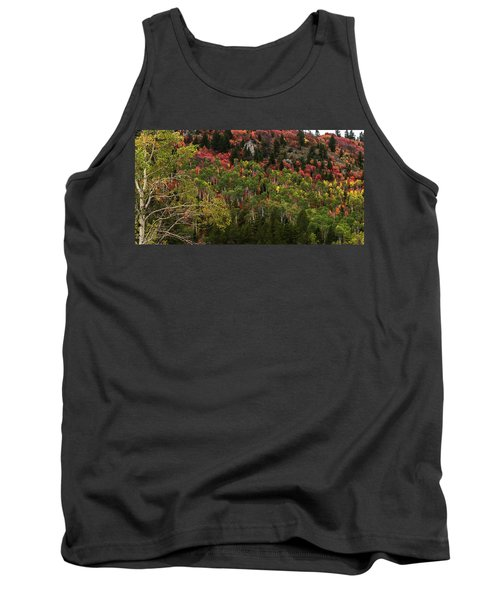 Autumn In Idaho Tank Top by Yeates Photography