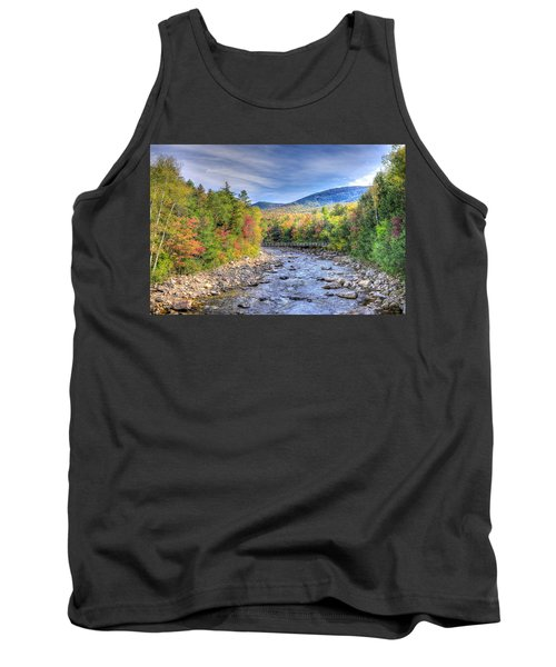 Autumn In New Hampshire Tank Top