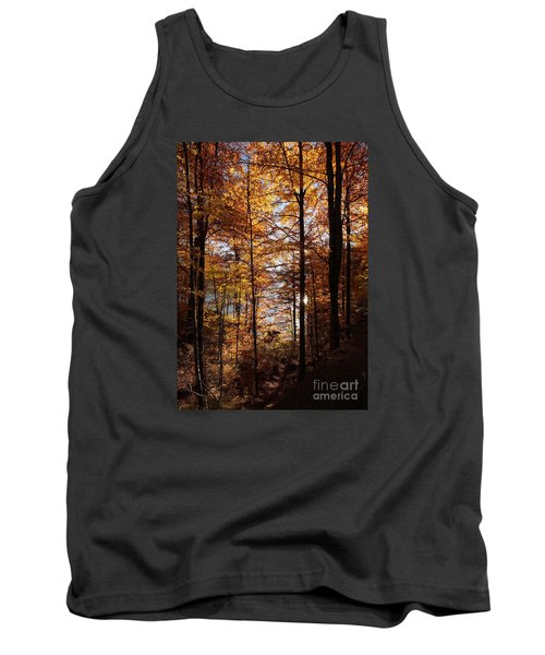 Autumn In The Alps 4 Tank Top