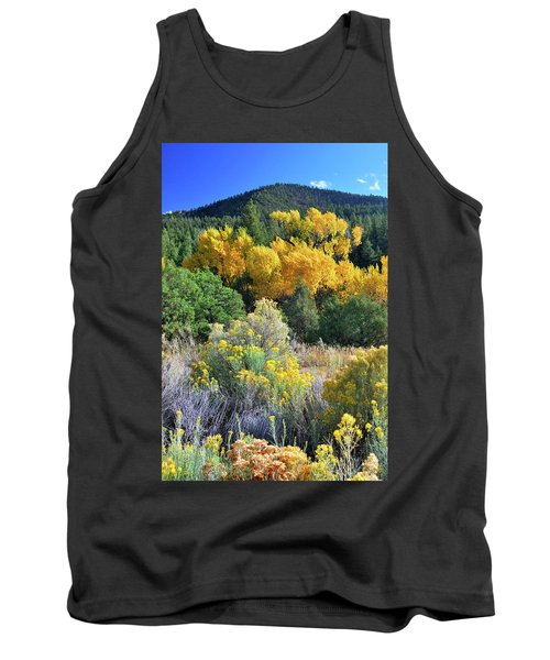 Autumn In The Canyon Tank Top