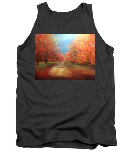 Autumn Dream Tank Top