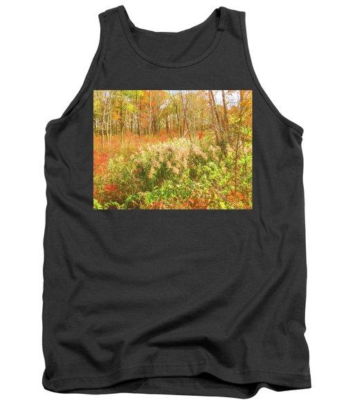 Autumn Landscape Tank Top