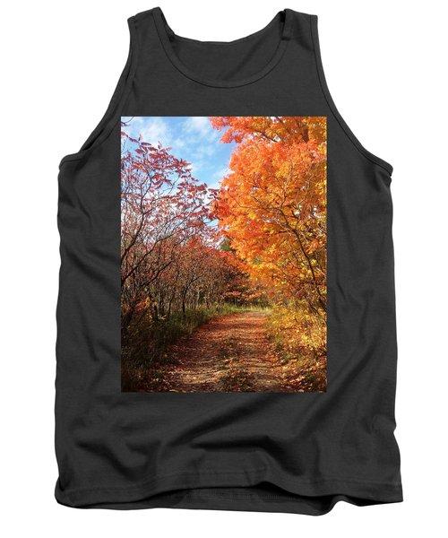 Autumn Lane Tank Top