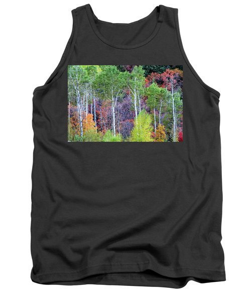 Autumn Mix Tank Top
