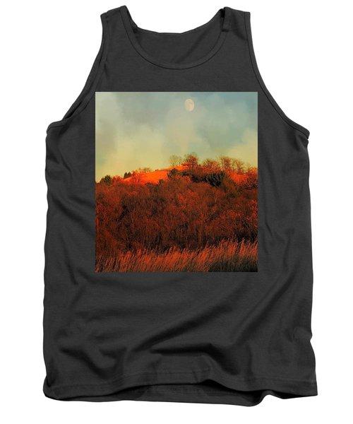 Autumn Moonrise Tank Top