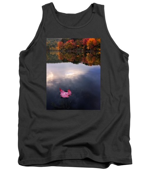 Autumn Mornings Iv Tank Top by Craig Szymanski