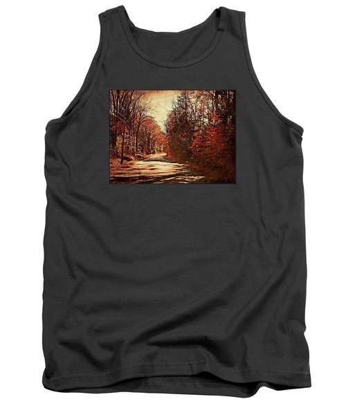 Autumn Norland's Road Tank Top
