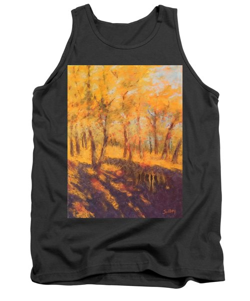 Autumn Oaks Tank Top