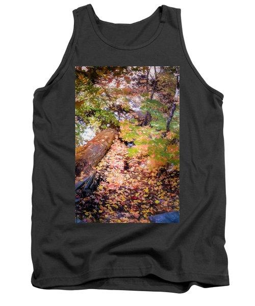 Autumn On The Mountain Tank Top