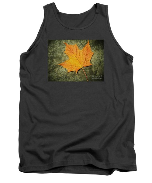 Autumn Tank Top by Reb Frost