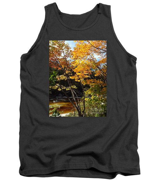 Autumn River Tank Top