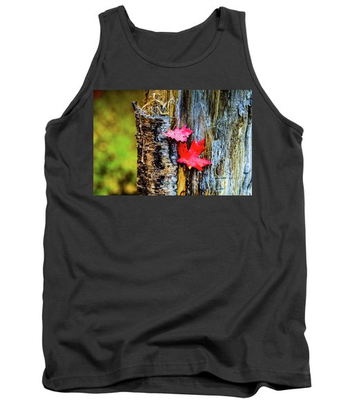 Autumn Silence Tank Top