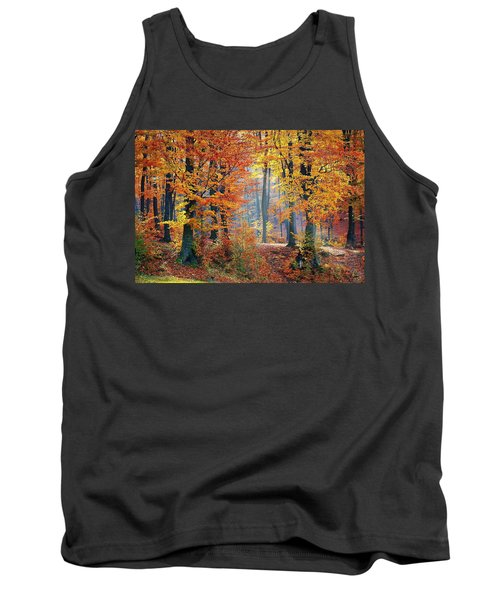 Autumn Splendour Tank Top
