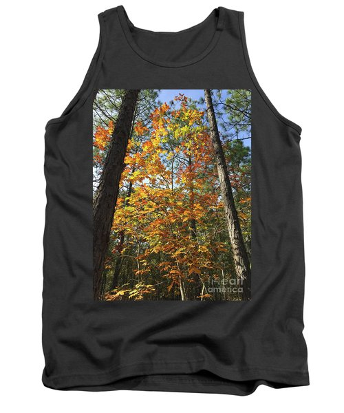 Autumn Sunday Tank Top
