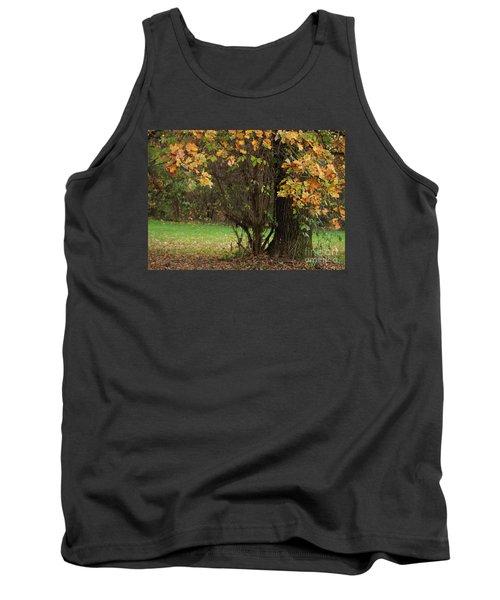 Autumn Tree 2 Tank Top