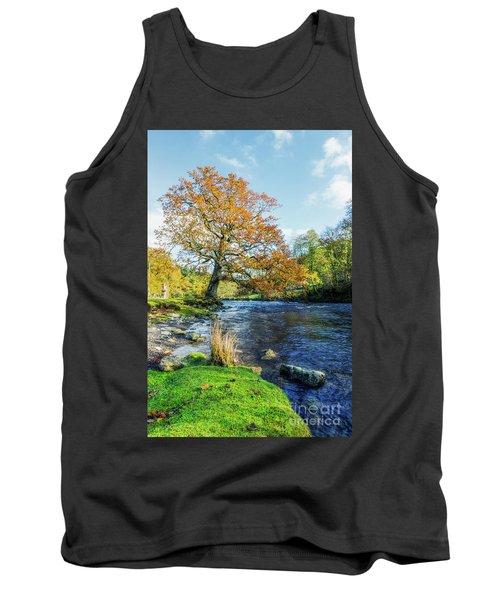 Autumn Tree Tank Top