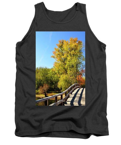 Autumnal North Bridge Tank Top