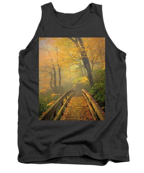 Autumn's Bridge To Heaven Tank Top