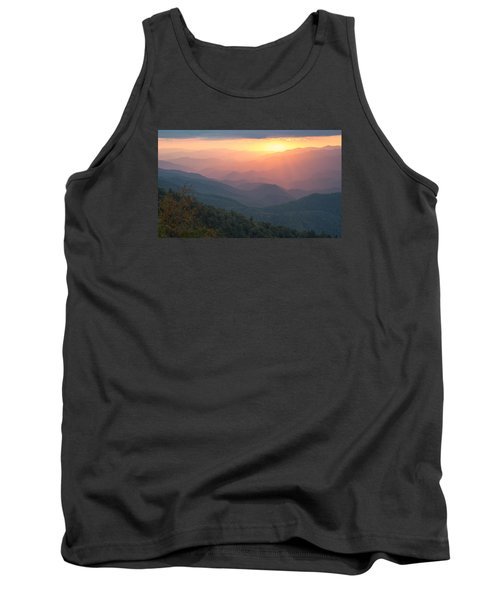Tank Top featuring the photograph Autumn's Promise by Doug McPherson
