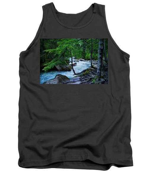 Avalanche Creek Tank Top