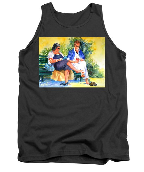 Avid Readers #1 Tank Top