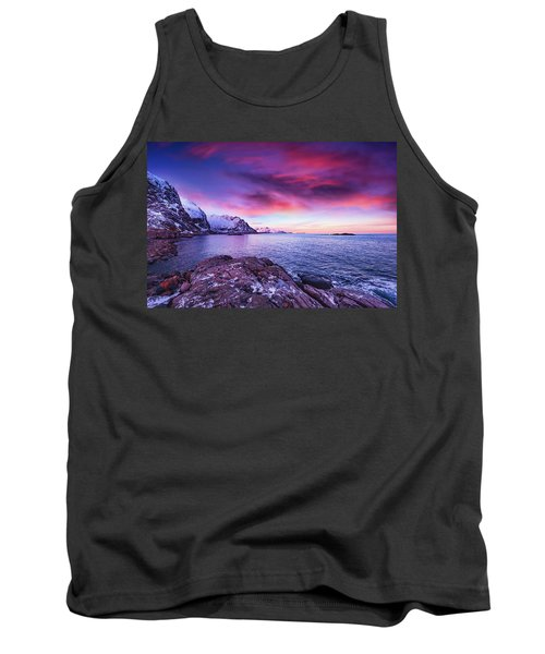 Away From Today Tank Top
