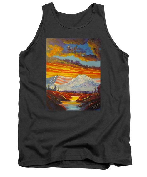 Awesome America Tank Top