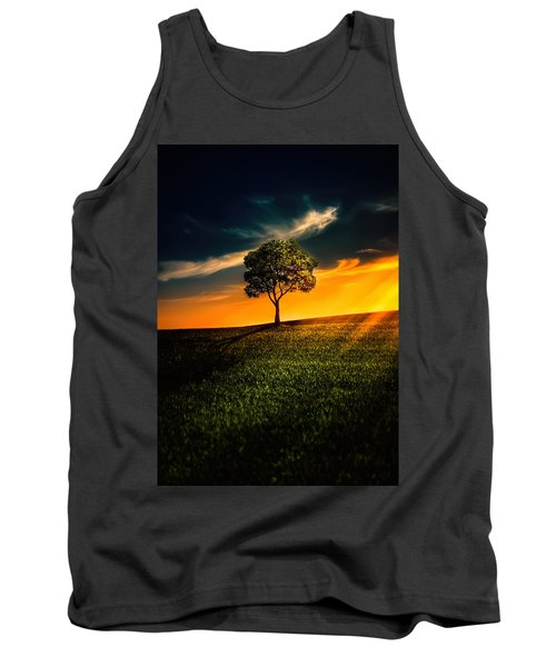 Awesome Solitude II Tank Top