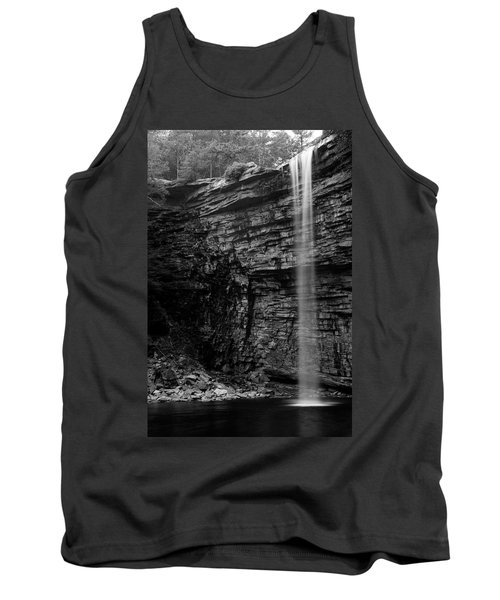 Awosting Falls In Spring #4 Tank Top by Jeff Severson