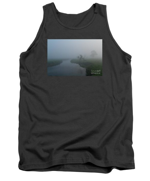 Axe In The Mist Tank Top