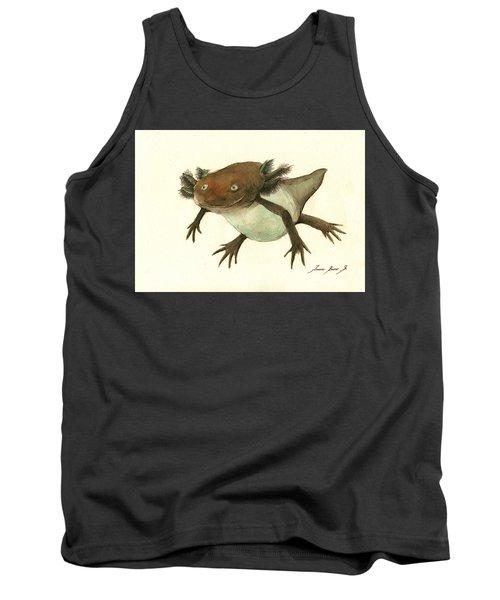 Axolotl Tank Top