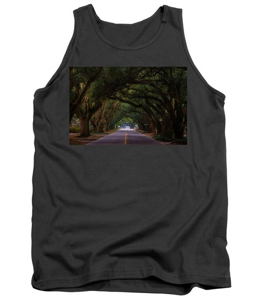 Boundary Ave Aiken Sc 6 Tank Top