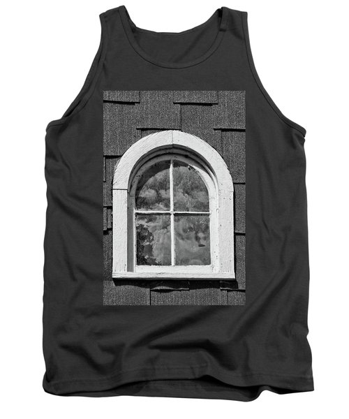 Tank Top featuring the photograph Babcock Window 2273 by Guy Whiteley