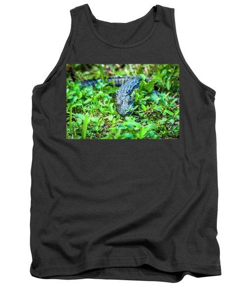 Baby Alligator Tank Top