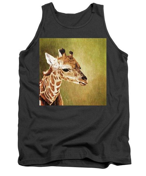 Baby Giraffe Tank Top
