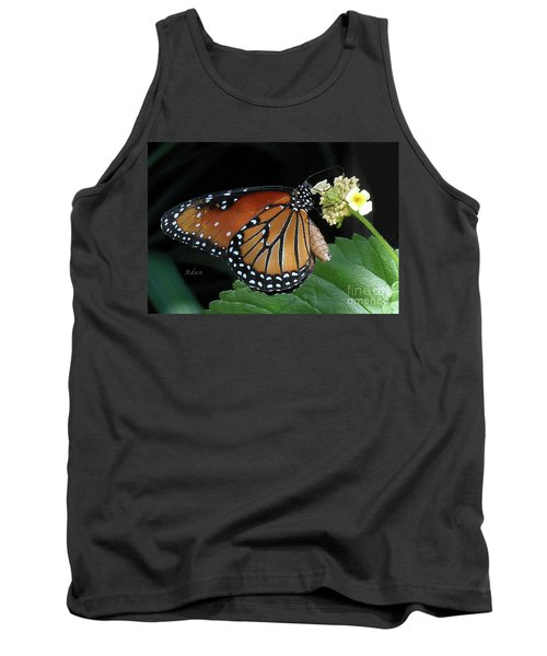 Baby Monarch Macro Tank Top
