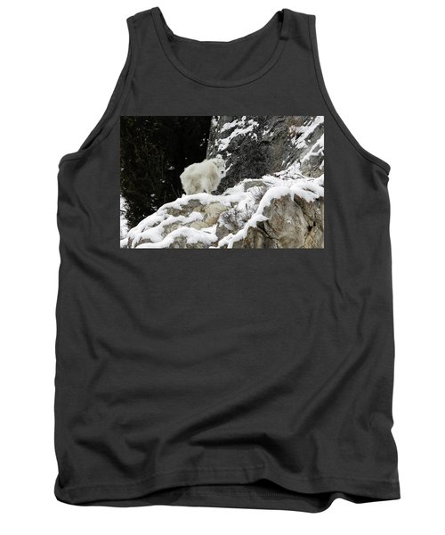 Baby Mountain Goat Tank Top