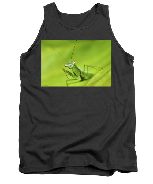 Baby Praymantes 6661 Tank Top by Kevin Chippindall