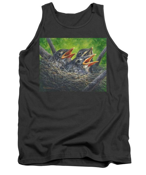 Baby Robins Tank Top