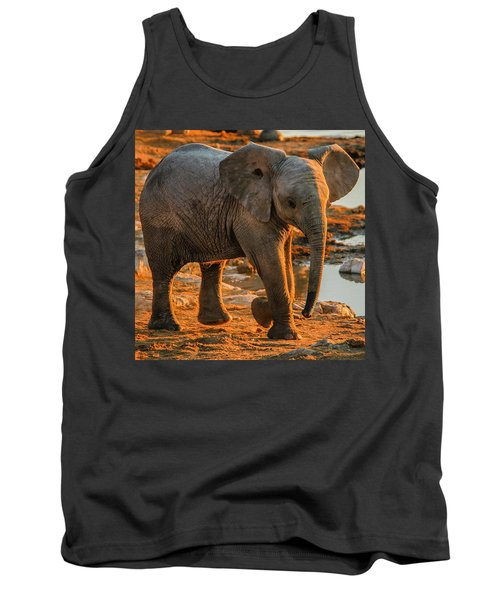 Baby Steps Tank Top
