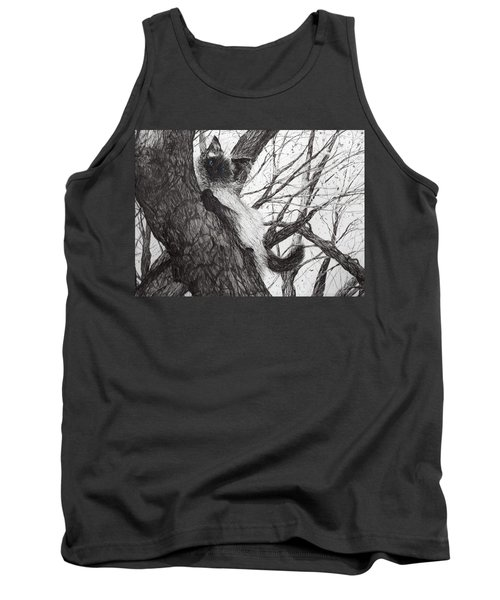 Baby Up The Apple Tree Tank Top