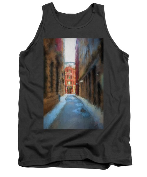 Back Bay Boston Tank Top
