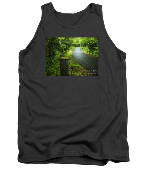 Back Road Tank Top by Alana Ranney