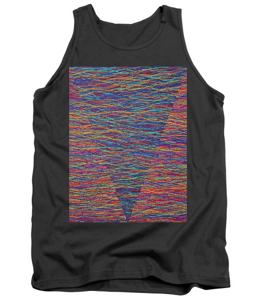 Back To Heaven 1 Tank Top