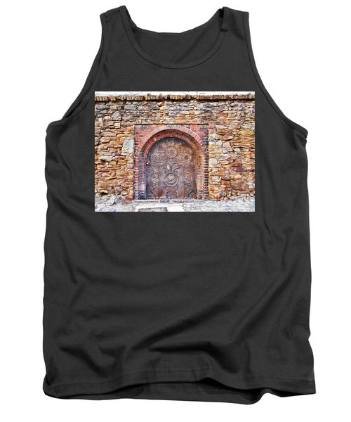 Back To Medieval Times Tank Top