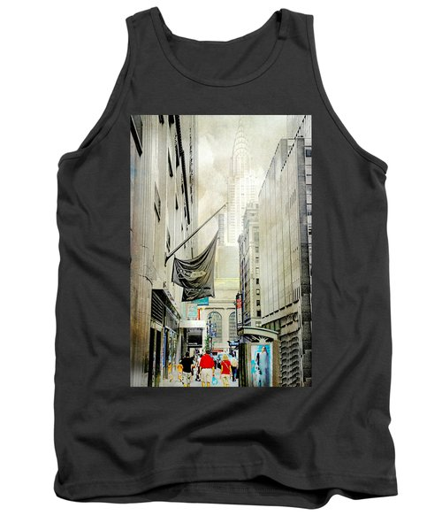 Tank Top featuring the photograph Back To You by Diana Angstadt