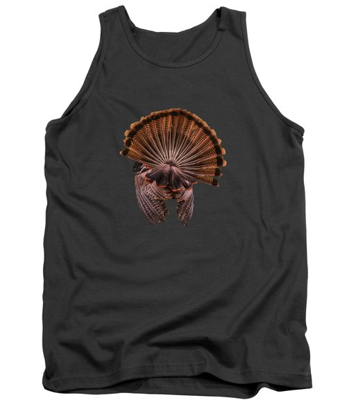 Back View Tank Top by Zina Stromberg