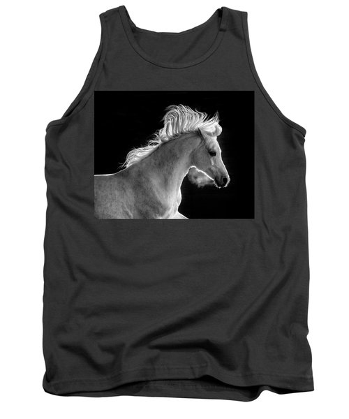 Backlit Arabian Tank Top by Wes and Dotty Weber