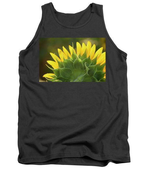 Backlit Beauty Tank Top by Phyllis Peterson