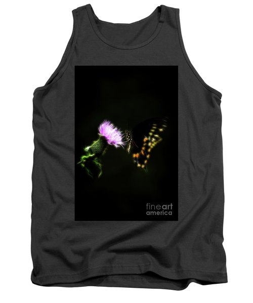 Backroad Butterfly Tank Top
